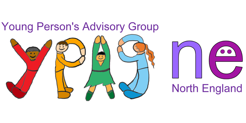 Young Person's Advisory Group North England logo